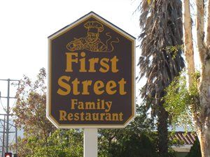First Street Family Restaurant Simi Valley Ca Family Restaurants Simi Valley Restaurant