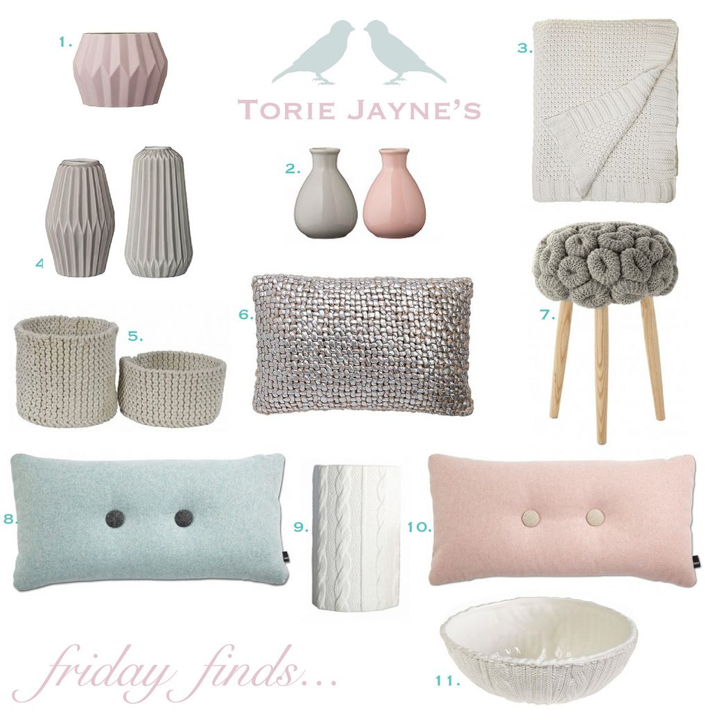 Friday finds... Chalky pastels on Torie Jayne | Home ideas ...