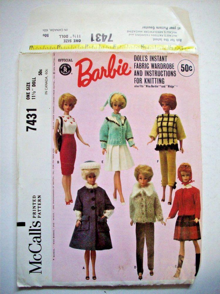 1960\'s Barbie 11 1/2\