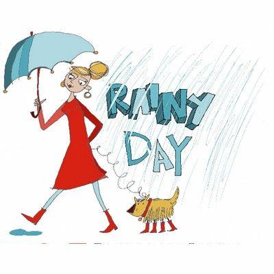 Rainy Day by Maxwell Dorsey