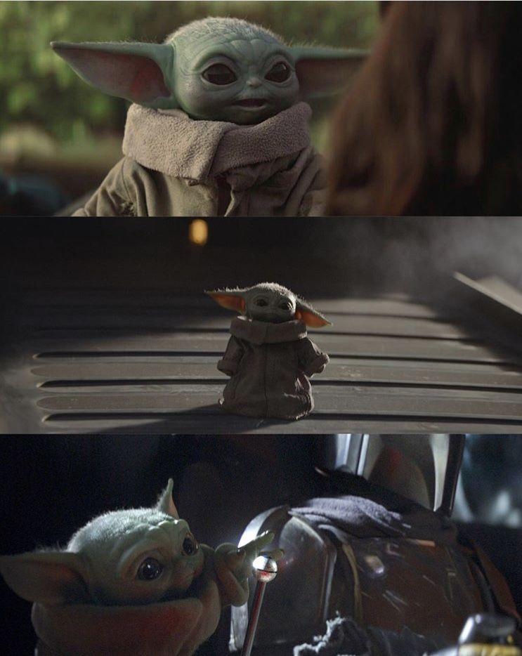 Pin By Ginny Weasley On Baby Yoda Yoda Wallpaper Star Wars Yoda Star Wars Memes