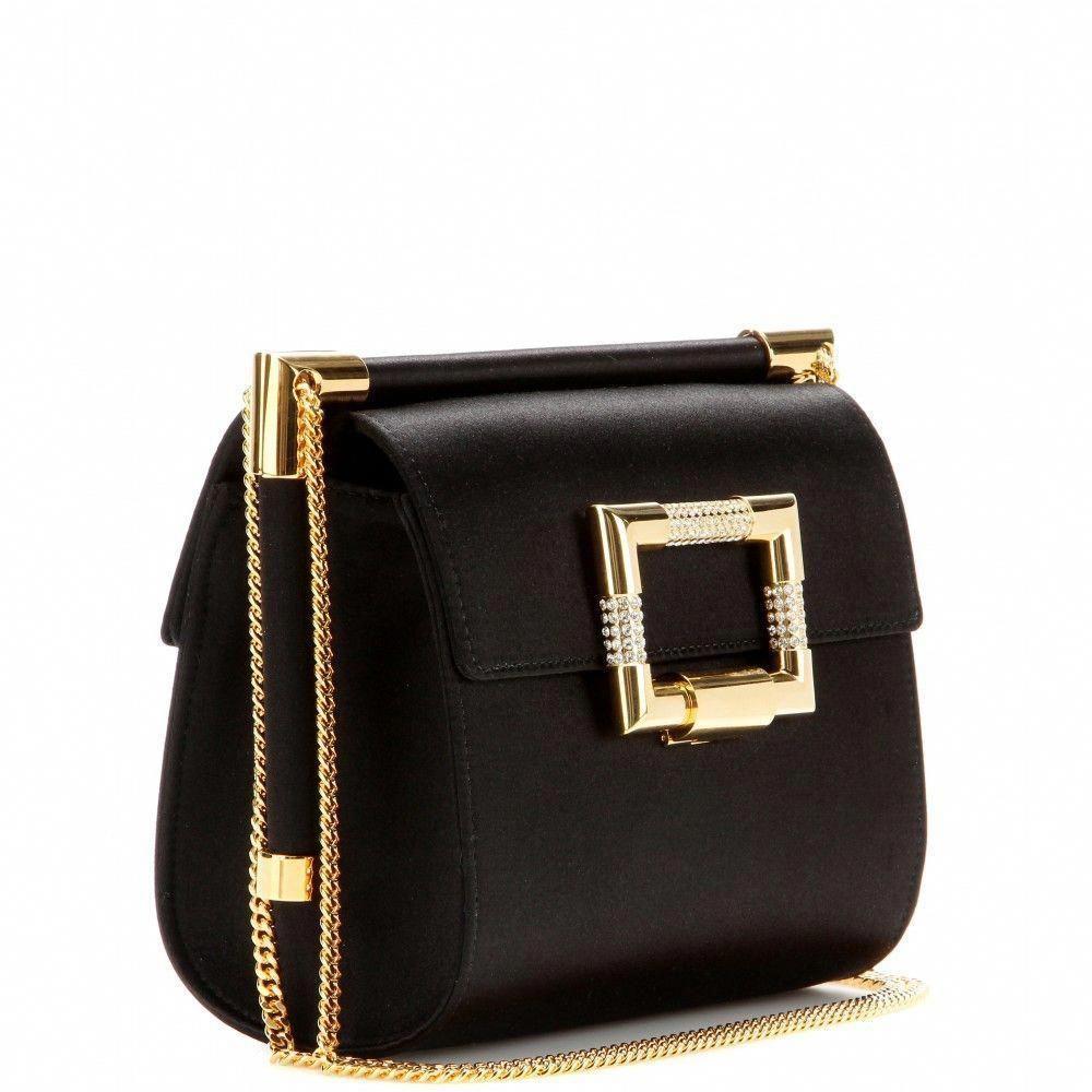 f75bed5be334 mytheresa.com - Miss Viv  Mini Evening satin shoulder bag - Shoulder bags -