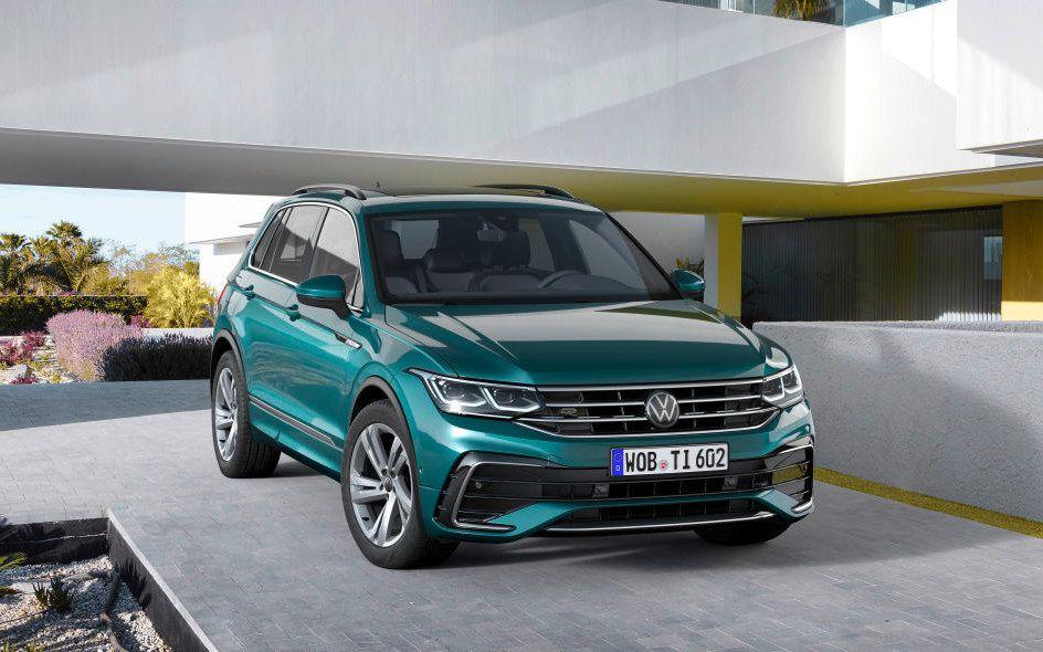 Volkswagen Tiguan Sel R Line 2021 In 2020 Volkswagen Vw Volkswagen Suv