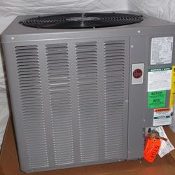 Rheem 2 5 Ton 13 Seer R22 Replacement Heat Pump Condenser Heat Pump Design Home