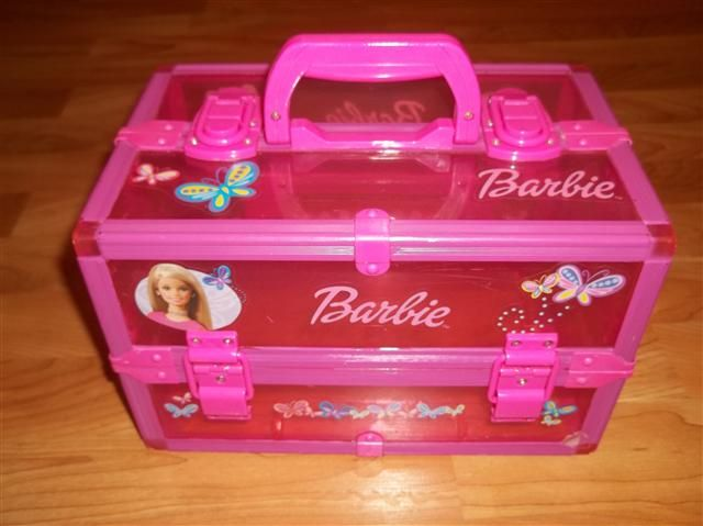 Barbie Storage Case