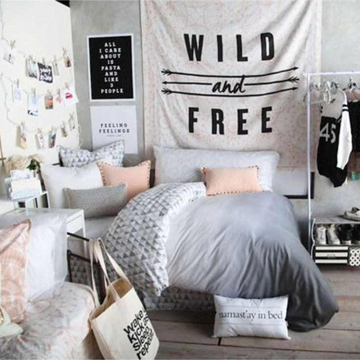Teen girl bedroom makeover and decorating ideas teenage room on  budget cheap also best decor diy images pinterest living rh