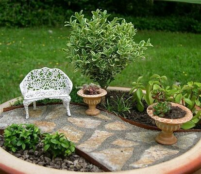 12 Ways to Find Peace With Your Own Zen Garden #zengardens