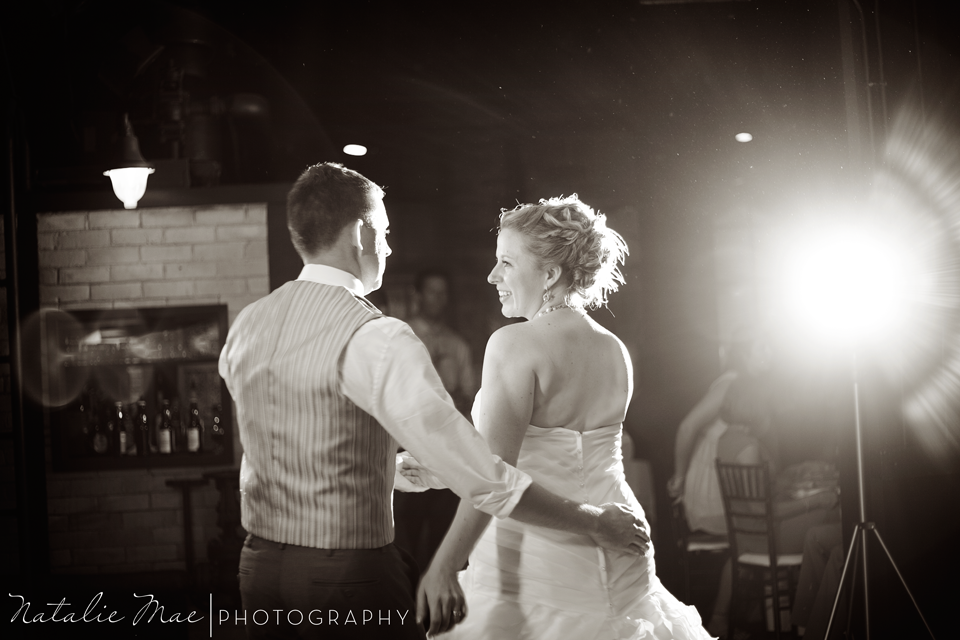 So adorable, I loved their choreographed first dance. | Natalie Mae ...