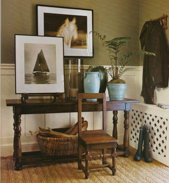 Ralph Lauren Hamptons Room