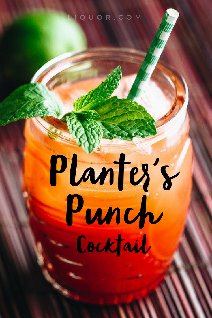Planter's Punch | Przepis on