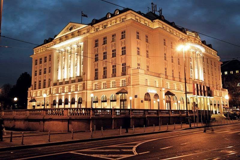 Hotel Esplanade Zagreb Croatia Zagreb Croatia Croatia Zagreb
