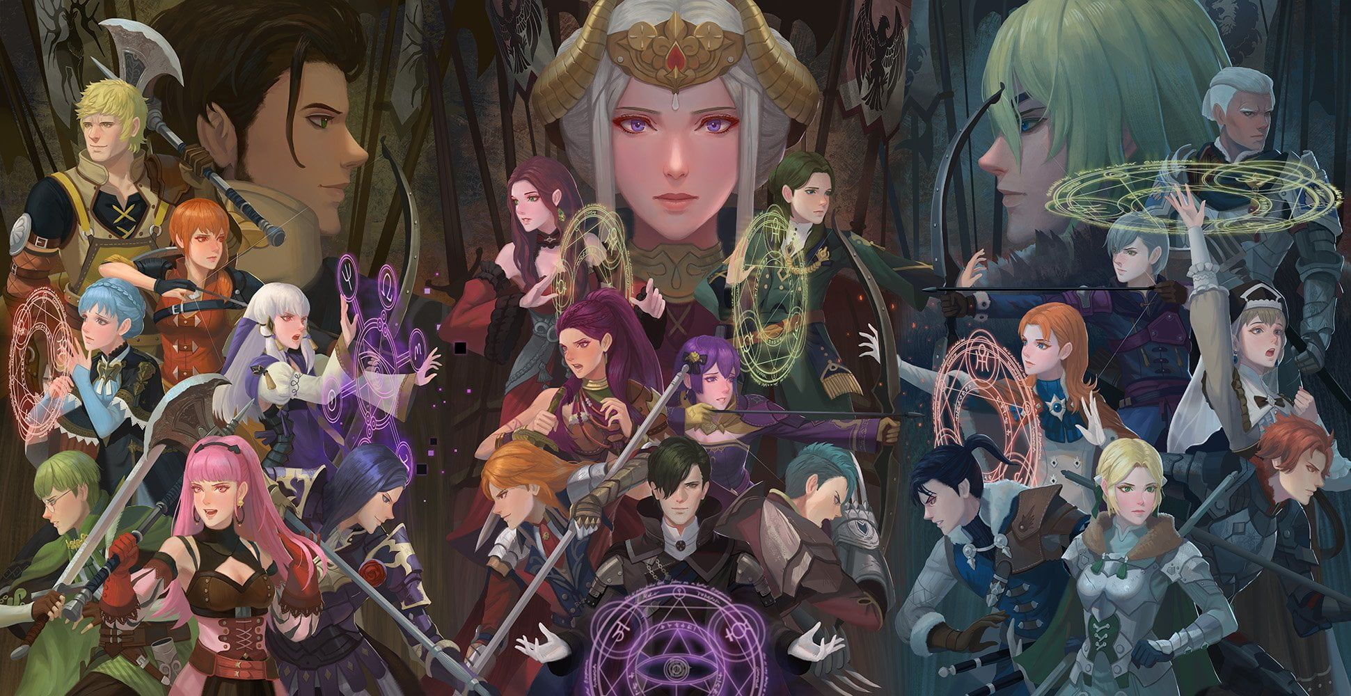 Fire Emblem Three Houses Fire Emblem Video Game Characters Video Game Art Video Games Nintendo Nintendo Switch Fantasy Art Fire Emblem Fire Emblem Games Anime