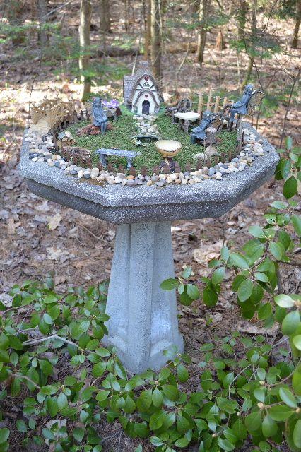 Fairy Gardens Ideas Pinterest Photograph | Fairy garden | Ga