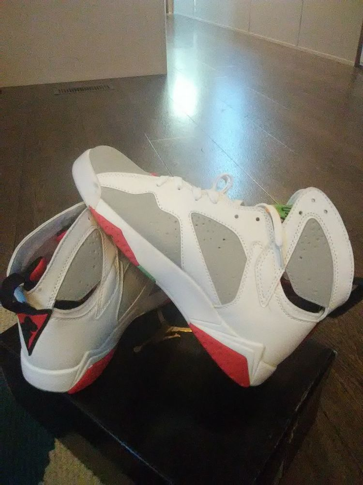 newest collection 70dfa 2a3df Nike air jordan retro 7 hare Men s size 8.5 and 9.5  fashion  clothing   shoes  accessories  mensshoes  athleticshoes (ebay link)