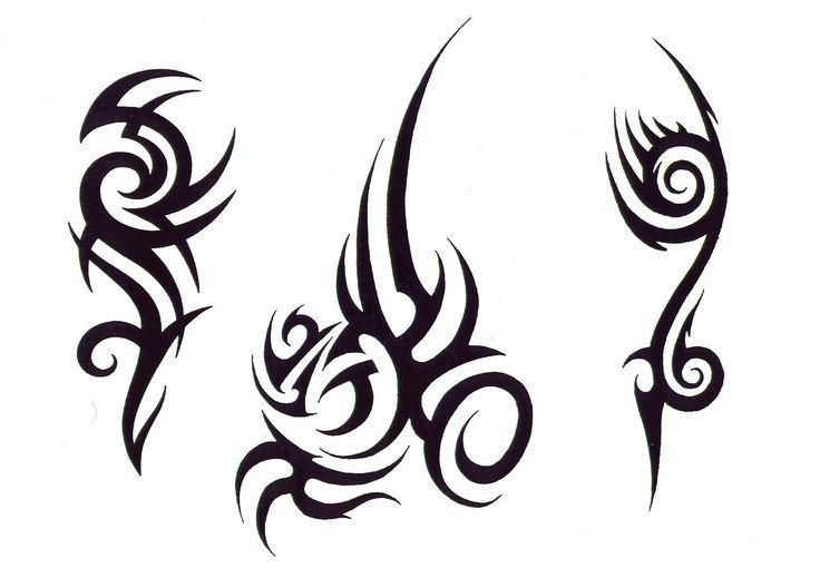 Pin Di Moonkitty Su Ornamentali Tribali Idee Per Tatuaggi Tatuaggi Immagini