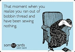 How many know this feel?  #fabric #fabricshopping #moodfabrics #mood #fashion #instafashion #lovetosew #sewing #fashiondesign #summer #spring #inspiration #trends #meme #memes #greetingcards #ecards #quilt #quilting #sewist #sewinglife