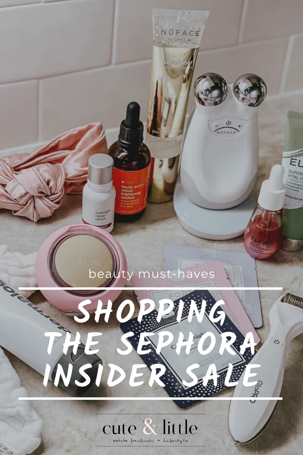Sephora Spring Sale Dallas beauty Cute and Little in