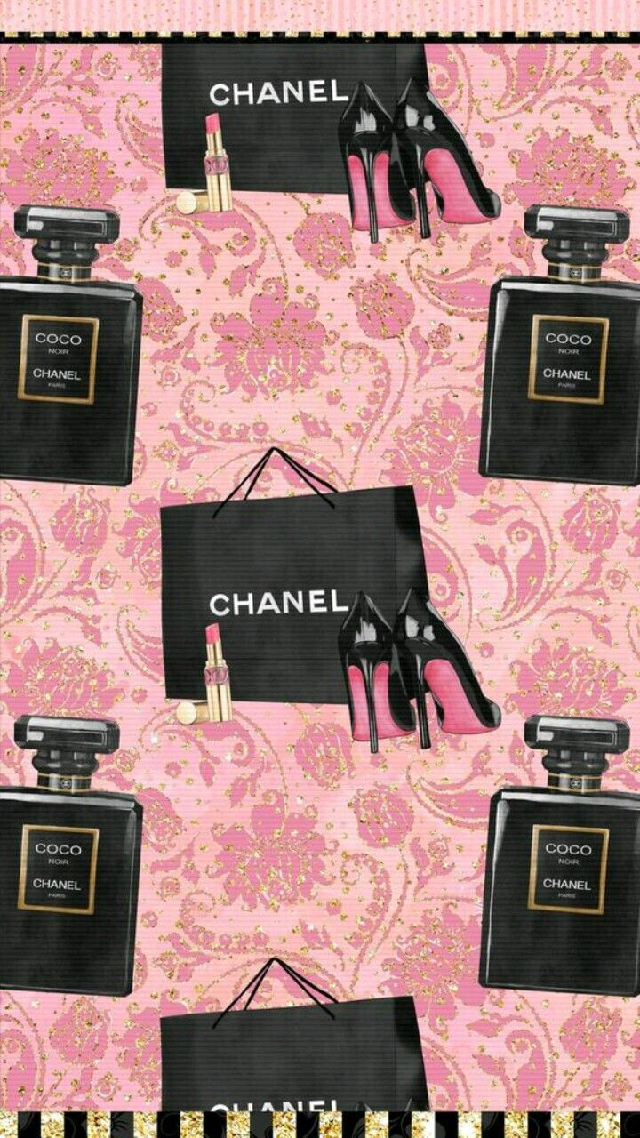 iPhone Wall tjn | iPhone Walls 4 in 2019 | Chanel ...