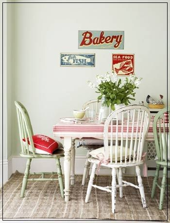 Cocinas de estilo vintage, detalles que no pueden faltar en ella ...