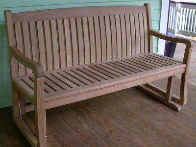Superieur Atlanta Teak Furniture Teak Gliding Bench 5 GradeA ** Read More At The  Image Link