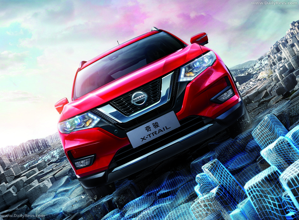 2021 Nissan X Trail Chinese Version Dailyrevs In 2021 Gallery Nissan Car