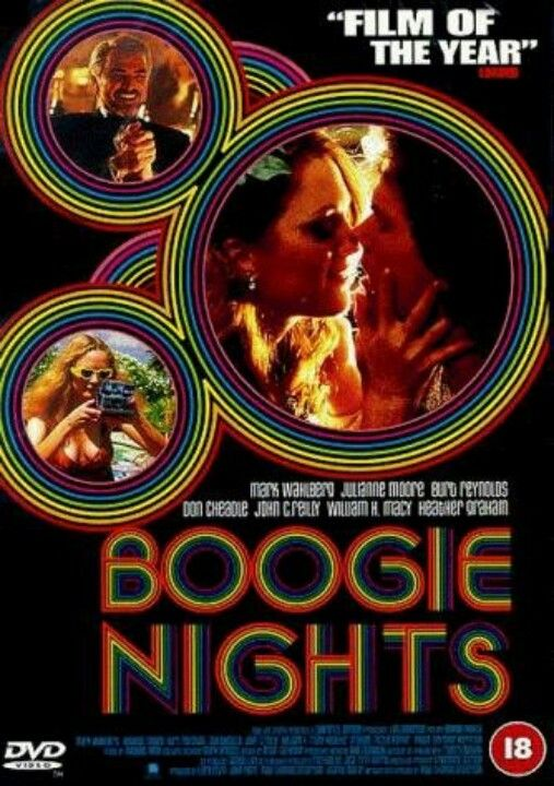 "'Boogie Nights' (1997) A tragic film about an ""abandoned teen's"" rise and fall in the porn industry.   This is not necessarily a skin flick.  It is a deep drama about personal triumph through an industry that slowly decays the triumphant until they are ruined.  In my opinion, this is among the best movies made during the 90s."