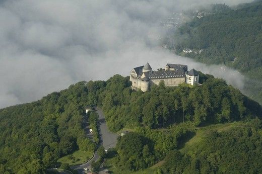 Burghotel Waldeck