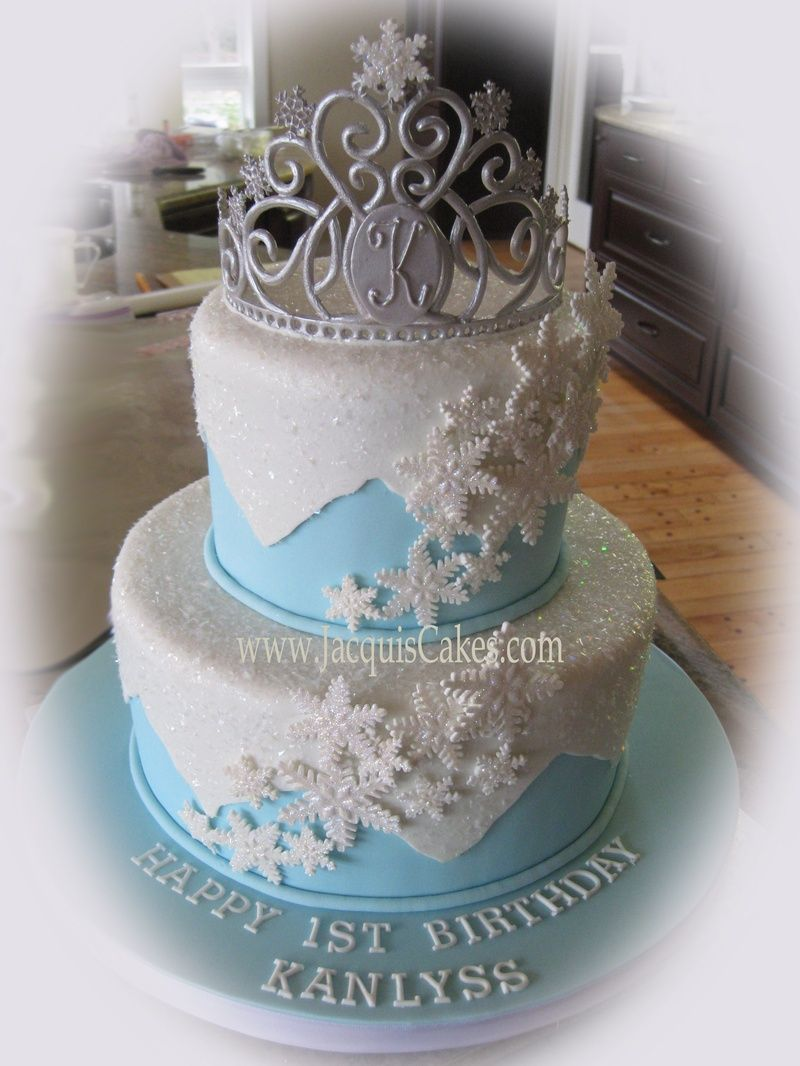 Pin By Jodi Destefano On Snow Princess Birthday Party In