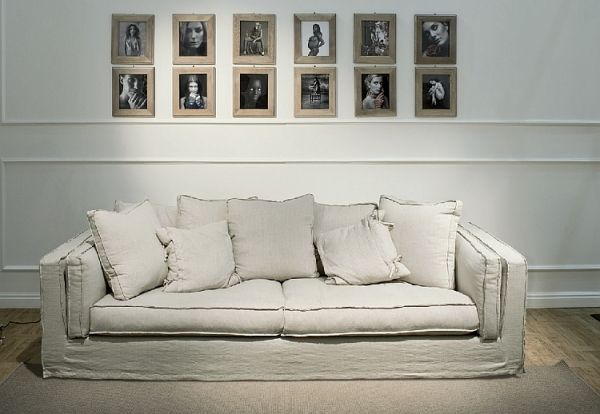 Ville Venete - Landscape sofa | Sofa so good | Pinterest | Salotto e ...