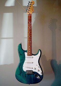 Fender Custom Shop Stratocaster Fender Electric Guitar Fender Guitars Guitar