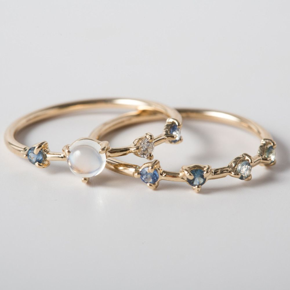 We love all things tiny, shiny and gold.   Supernatural Style