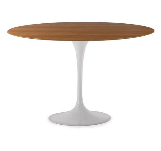 Saarinen 36 Inch Round Dining Table KNOLL. Round Dining TablesOval Coffee  ...