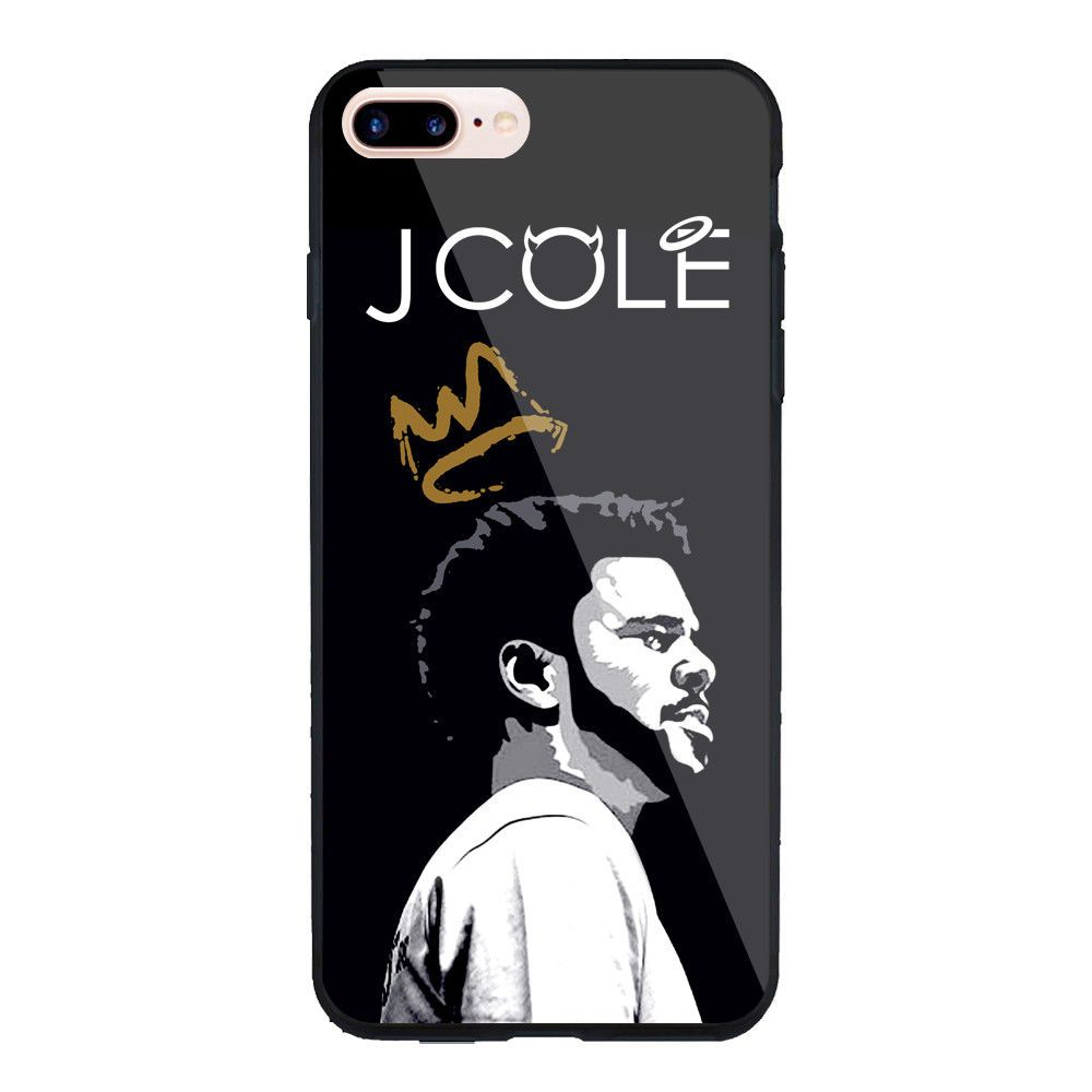 J COLE ART iphone case