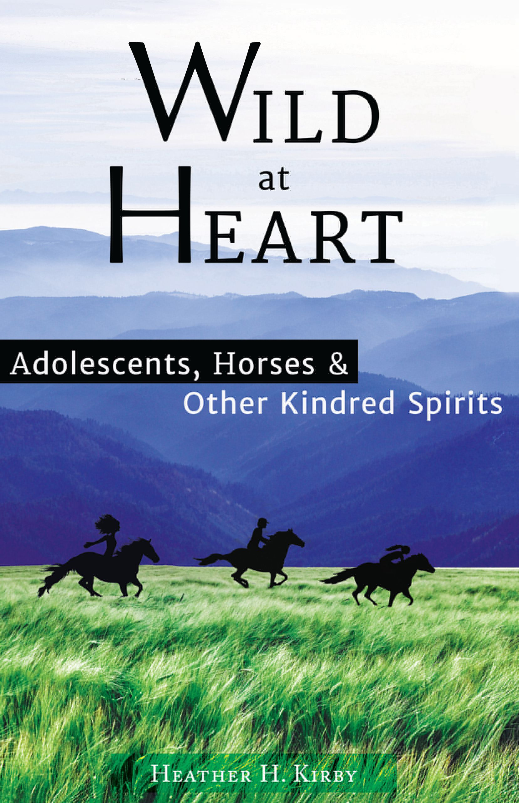 Book Wild At Heart Adolescents Horses Amp Other Kindred