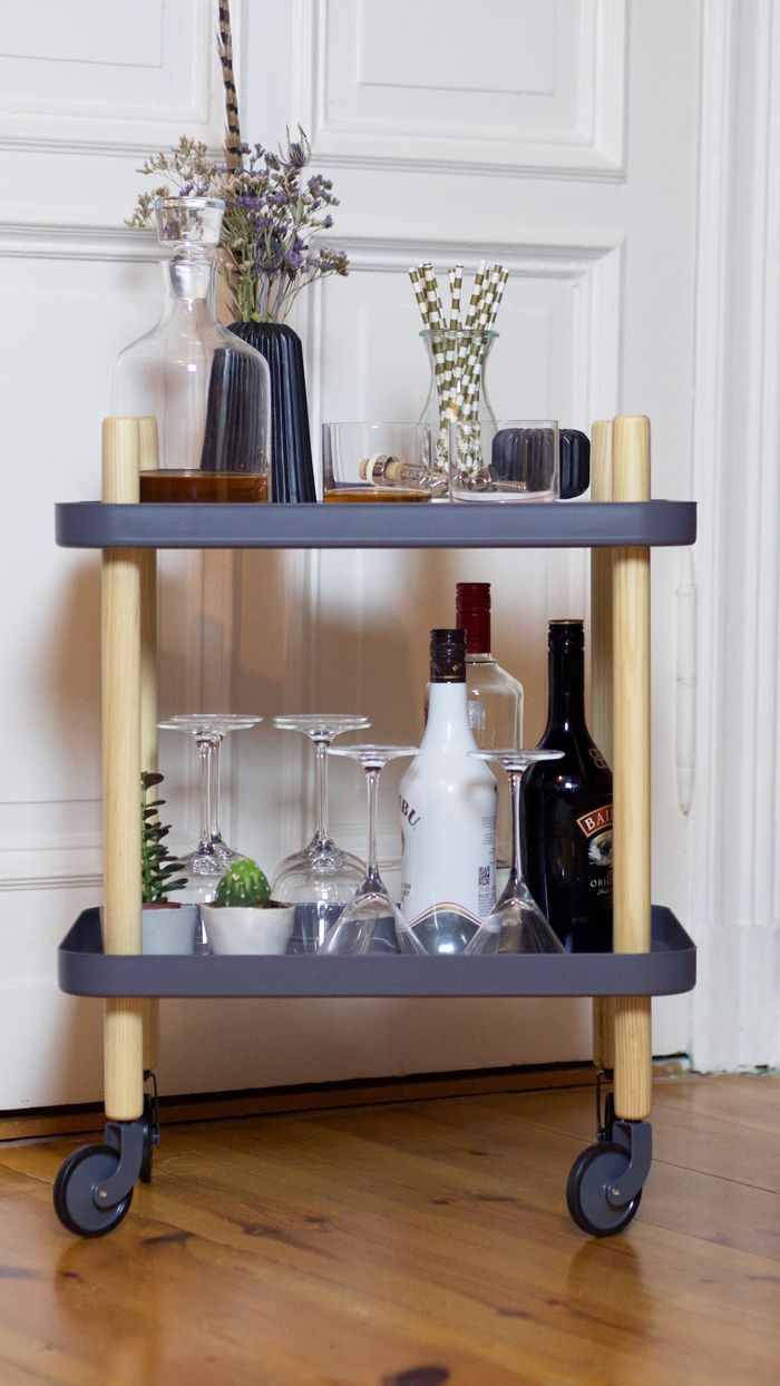 Interior: Let\'s have a drink... with Normann Copenhagen | House bar ...