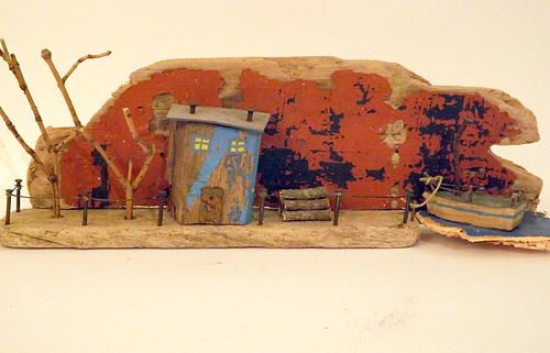 CRAFTS IN DRIFTWOOD
