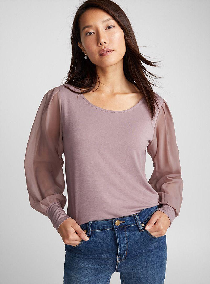 t-shirt femme simons