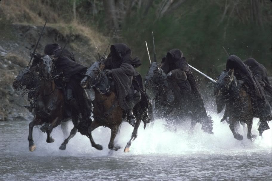 Lotr Black Riders Photo This Photo Was Uploaded By Zombi3bub