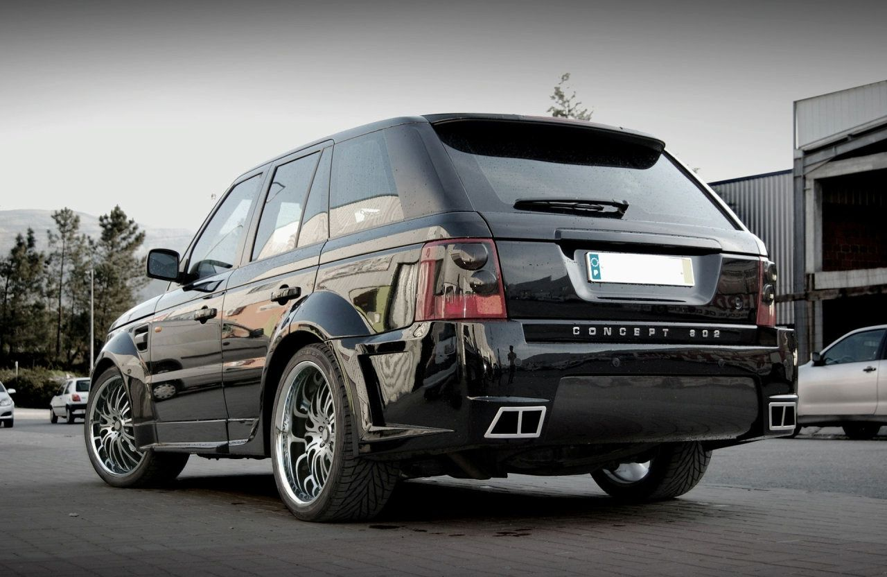Concept802 Range Rover Sport Range Rover Sport Range Rover Range Rover Sport Black