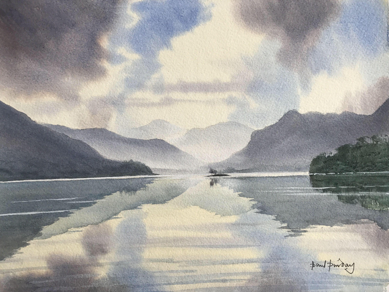 Pin By Karen Matteson On Watercolors In 2020 Watercolor Landscape Paintings Nature Watercolor Watercolor Landscape
