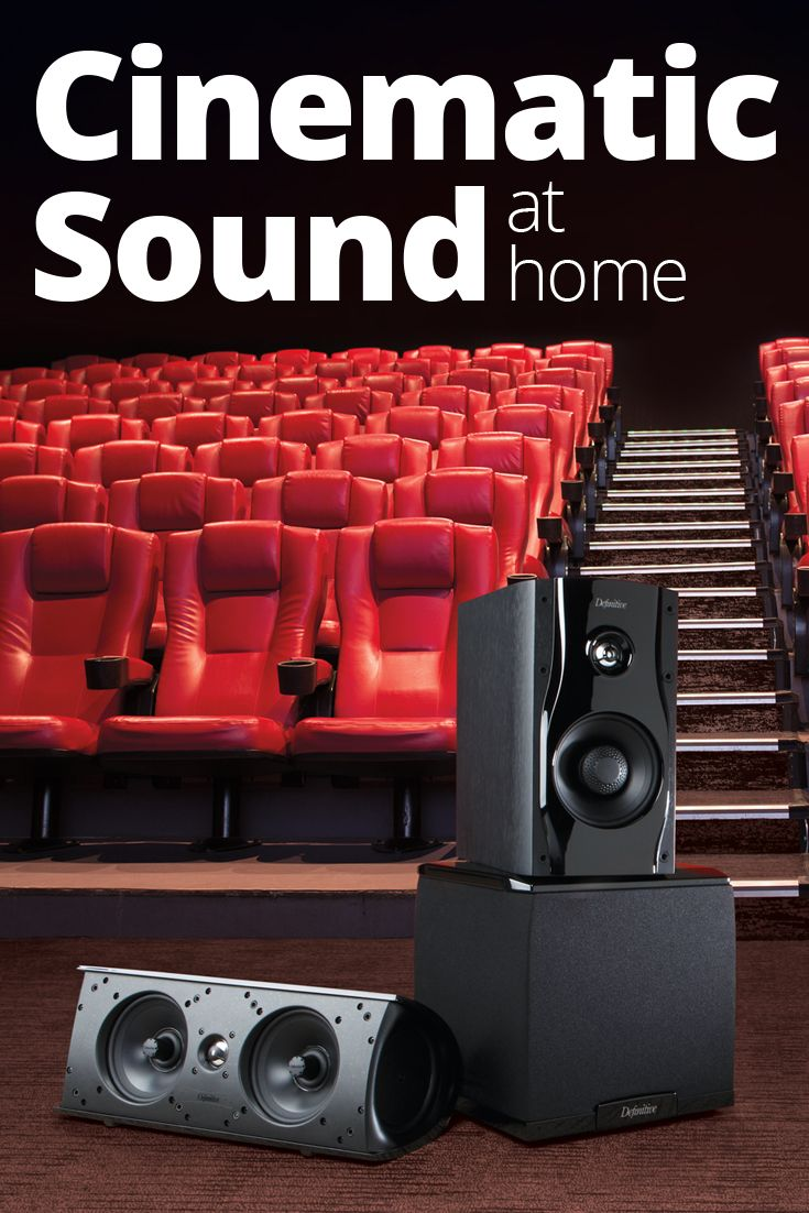 How to choose the best home theater speakers crutchfield - How to design a home theater speaker system ...