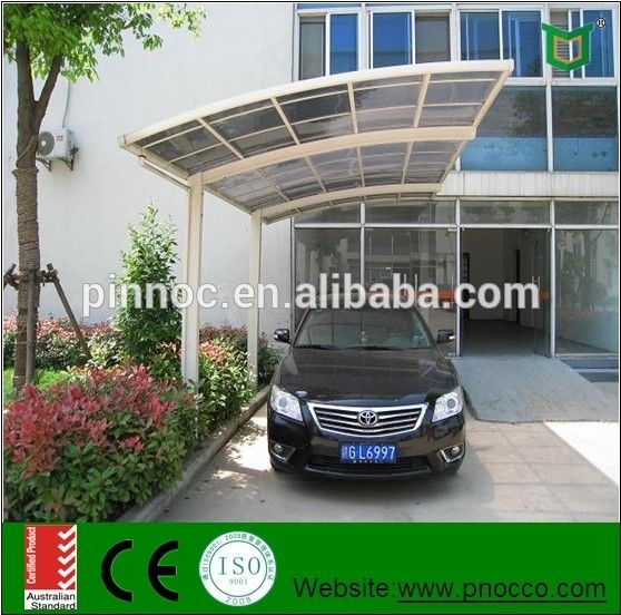 Portable Carport And Polycarbonate Roof Cantilever Carport By ...