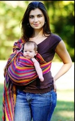 Baby Wearing All The Best Babies Are Doing It For The Home