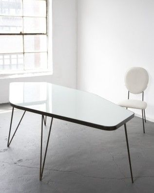 Joaquim Tenreiros SixSided Table Is Pure Elegance Coffee Tables - Six sided table