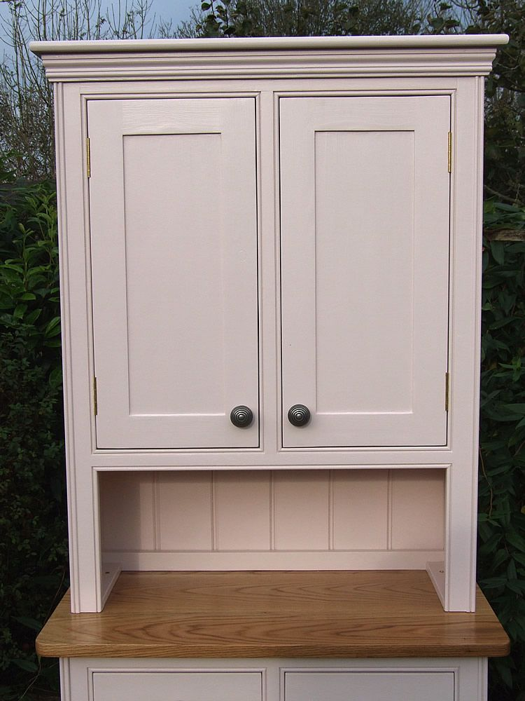 Best Small Kitchen Dresser Hand Painted In Farrow Ball 400 x 300