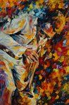 MILES DAVIS, TRUMPET - AFREMOV by *Leonidafremov