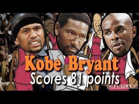 "Grantland: Story Time with Jalen Rose - ""Kobe Bryant Score 81"""