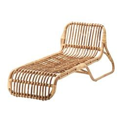 Ikea Ja Chaise Lounge Handmade By Skilled Craftspeople Which Makes Every Product Unique Solid Made Of Rattan That Creates A Natural And