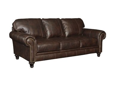 Broyhill Bromley Sofa, L497 3 At Discovery Furniture In Topeka And Lawrence  Kansas.