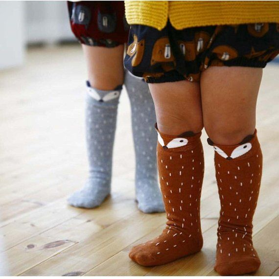 570c5271a Personalized Baby Knee High Socks